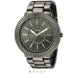 Kenneth Cole Reaction Women's Diamond Watch NWT